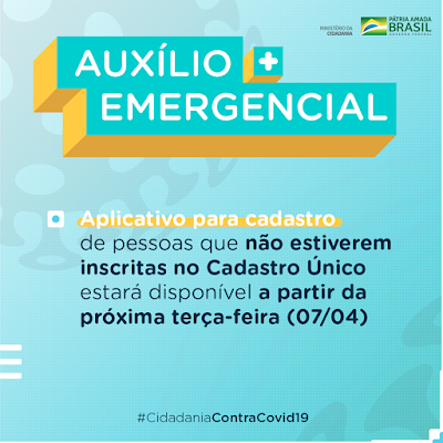 Jornal da Parnaíba: Auxílio Emergencial para trabalhadores sem ...