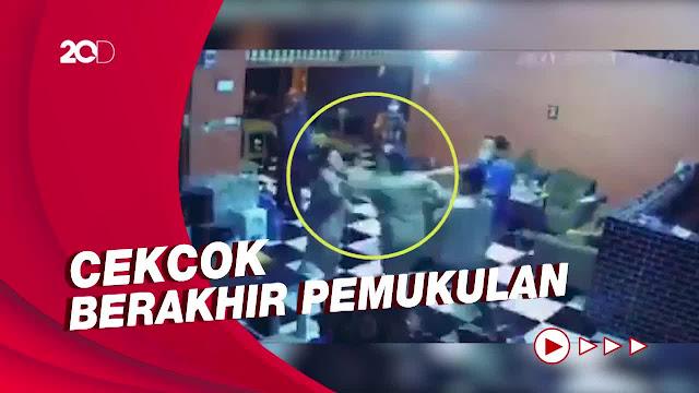 Viral Oknum Satpol PP Gowa Yang Aniyaya Wanita Hamil