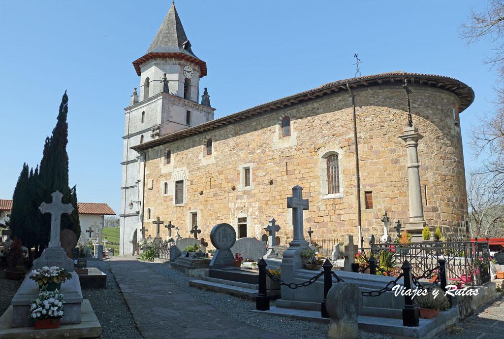 Iglesia de Nuestra Señora de la Asunción de Ainhoa