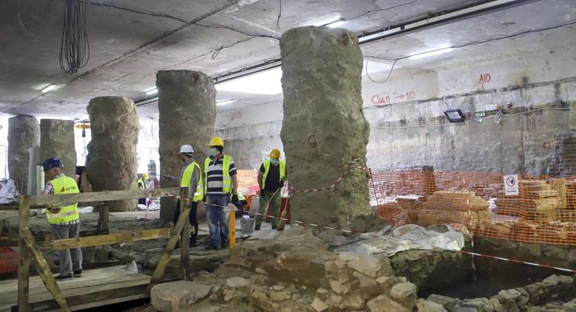 Αρχαιολόγοι Θράκης: Όχι στην απόσπαση των αρχαιοτήτων από τον σταθμό Βενιζέλου του Μετρό Θεσσαλονίκης