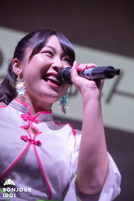 Marina Kojima - miraiskirt ミ ラ イ ス カ ー ト- Japan Expo 2019 - Bonjour Idol