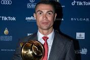 Menutup Tahun 2020, Christiano Ronaldo Sabet Player Of The Century Award