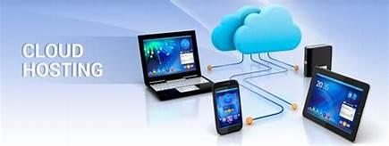 cloud hosting.