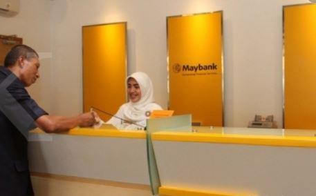 Alamat lengkap dan Nomor Telepon Kantor Bank MAYBANK di Jakarta Selatan