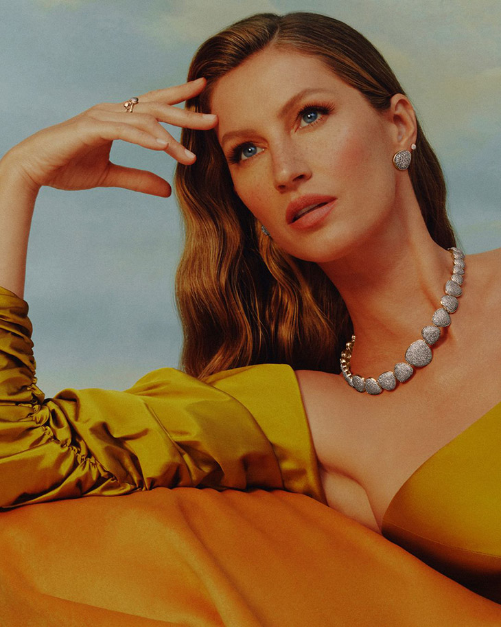 Vivara Mother's Day Campaign 2021 starring Gisele Bundchen