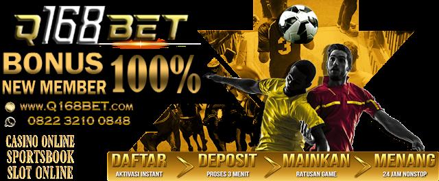 Q168bet - TRik Menang judi bola menang 100%