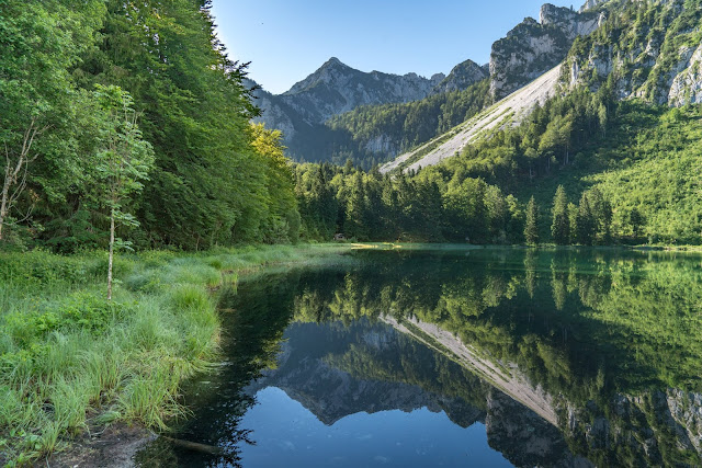 Almwanderung Inzell | Bergwald- Erlebnispfad - Frillensee - Steineralm 01