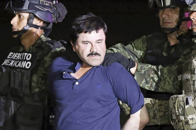 El Chapo trial: Mexican drug lord Joaquín Guzmán gets life in prison