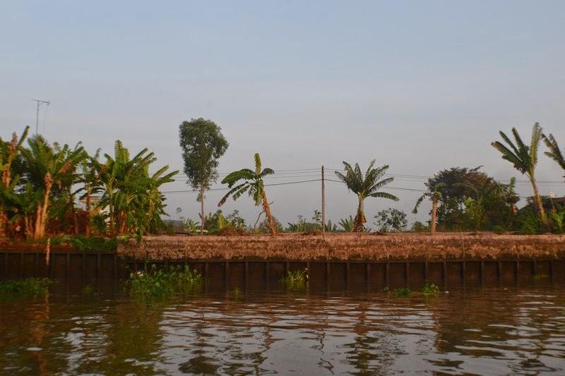 Cai Be, Mékong, Vietnam