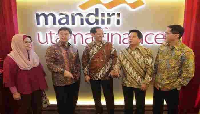 Langkah Taktis Mandiri Utama Finance Raih Transaksi Rp200 Miliar