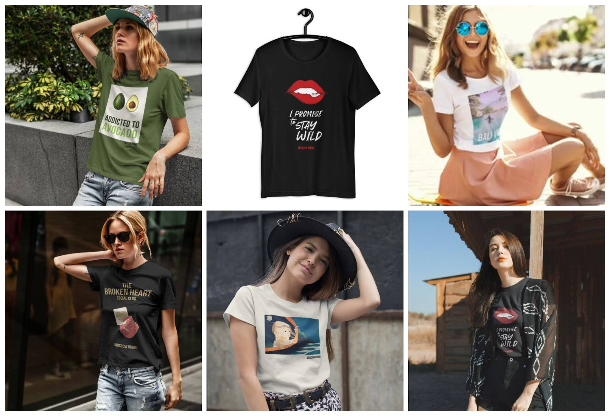 best casual graphic t-shirts