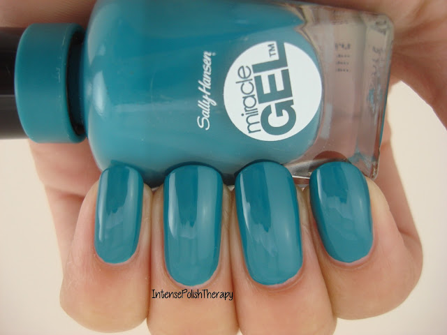 Sally Hansen - Fish-teal Braid