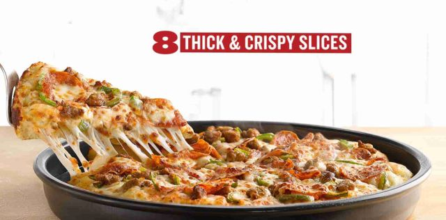 Papa John Launches New Pan Pizza | Brand Eating