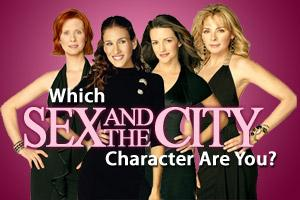 Which sex and the city character