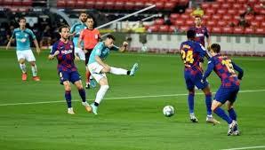 موعد مباراة برشلونة واوساسونا يوم الاحد الموافق 29-11-2020 في الدوري الاسباني