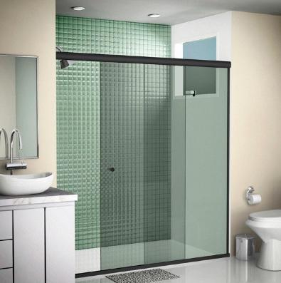 pintu kamar mandi kaca minimalis