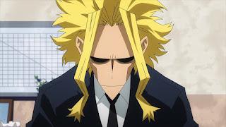ヒロアカ 5期25話 アニメ オールマイト   僕のヴィランアカデミア113話 最終回 My Hero Academia