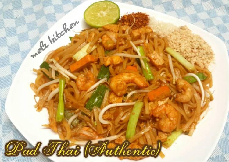 Makanan Thailand, Pad Thai