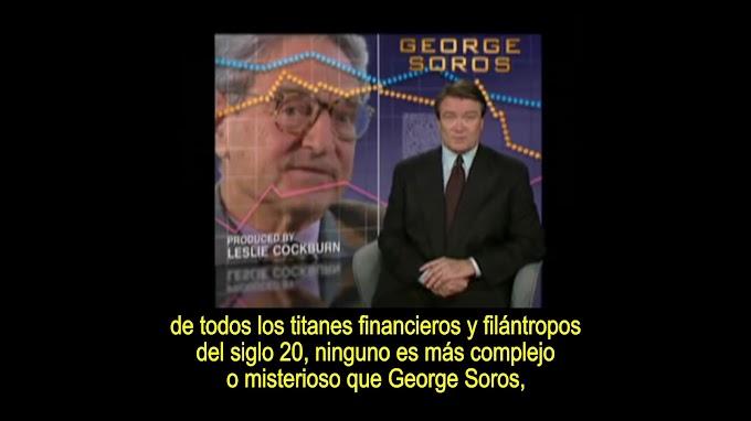 Entrevista a George Soros por Steve Kroft - 1998
