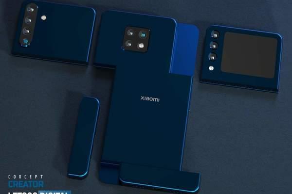 تقارير: شاومي تفكر في تطوير نوع جديد من الهواتف بفكرة مبتكرة