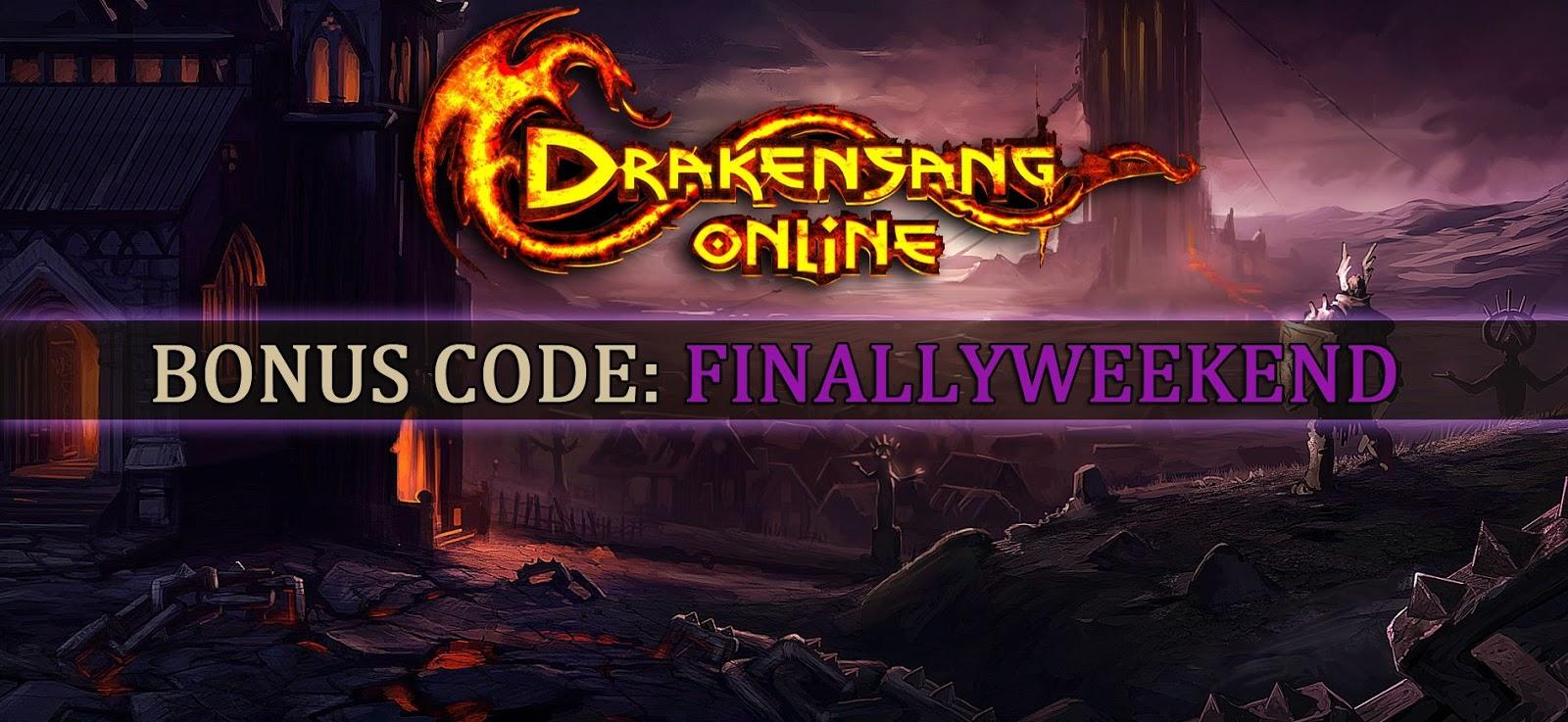 Drakensang Online Brasil: Bonus Code (Código Bônus ...  Drakensang Onli...
