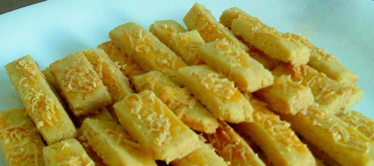 Resep Cake Keju Enak: RESEP KUE KERING KASTENGEL KEJU ENAK