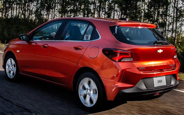 Os carros mais vendidos em setembro de 2020