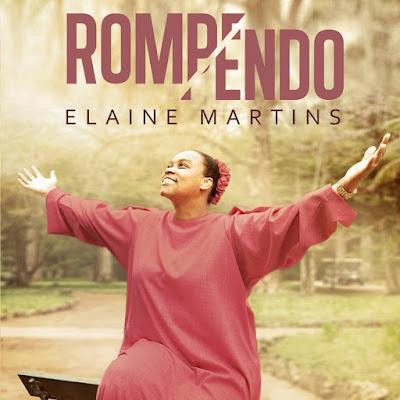 Elaine Martins - Rompendo (2016)