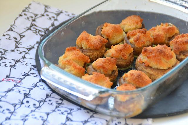 Comment refaire manger des Champignons de Paris à une Cécilia?