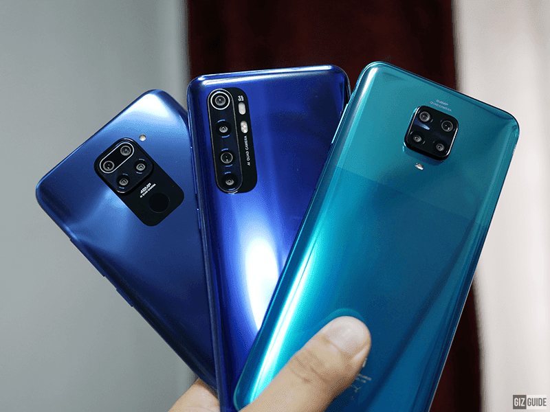 Redmi Note 9 Note 9 Pro Mi Note 10 Lite Arrives And Priced In Ph