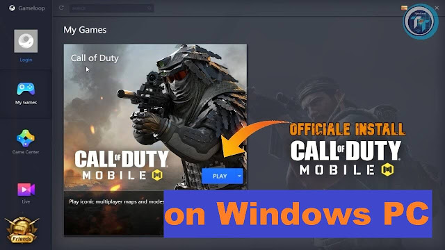 Easy Steps to Install and Play Call Of Duty Mobile on PC