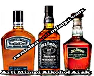 Arti Mimpi Alkohol Arak