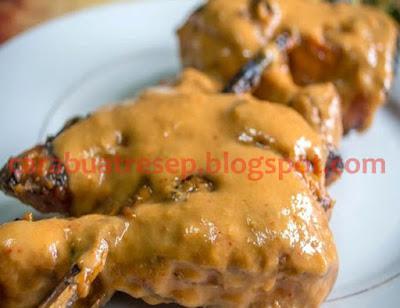 Foto Resepi Ayam Percik Kelantan, Malaysia Sederhana Spesial Asli Enak