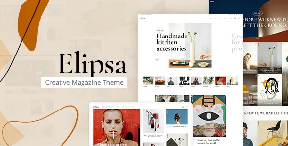 Best Creative Premium WordPress Magazine Theme