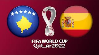 مشاهدة مباراة اسبانيا ضد كوسوفو 31-3-2021 بث مباشر في تصفيات كأس العالم