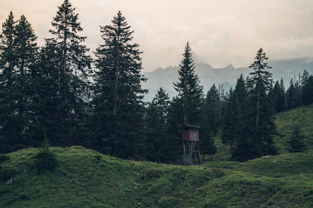 Regenwandern im Brandnertal Bürserberg Furkla Höhenweg + Kesselfall | Wandern Vorarlberg 03