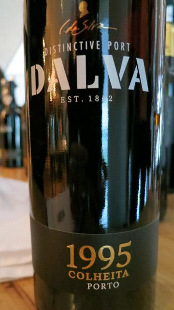 Dalva Colheita Port 1995 (92-93 pts)
