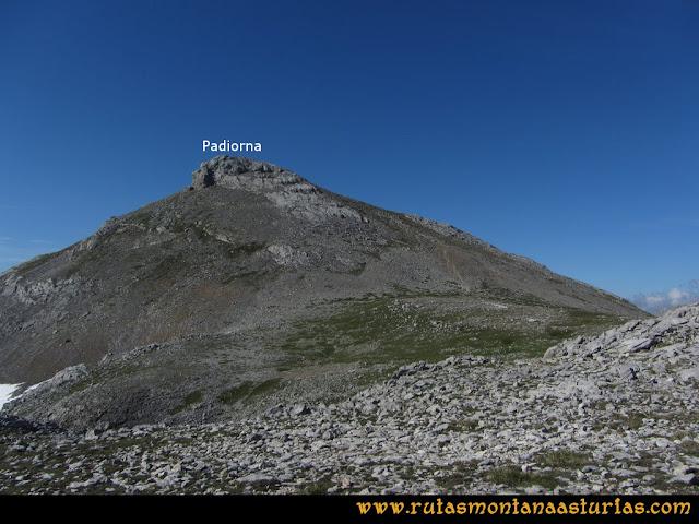 Ruta el Cable, Padiorna, Collado Jermoso, Palanca, Fuente De: Colladina de las Nieves