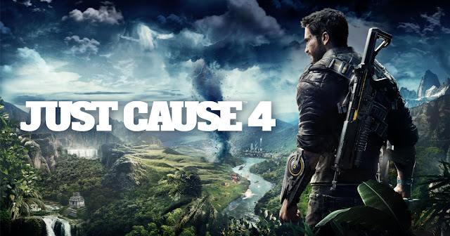 just cause 4 standard edition