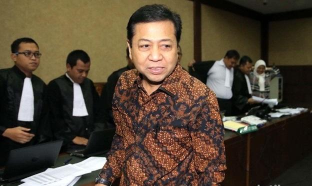 KPK Seleksi Napi Koruptor Jadi Penyuluh Antikorupsi, Setya Novanto Diunggulkan Jadi Pimpinan KPK Masa Mendatang
