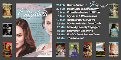 Blog Tour - Elizabeth: Obstinate, Headstrong Girl by various authors