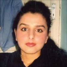 Banaz Mahmod, 20 (  'honour' killing ) raped and killed by two cousins.