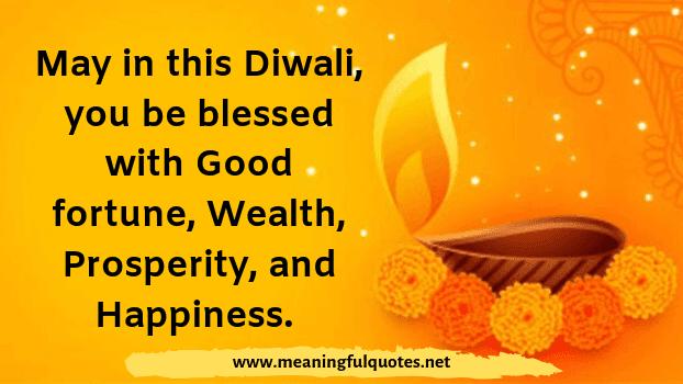 happy Diwali message for girlfriend