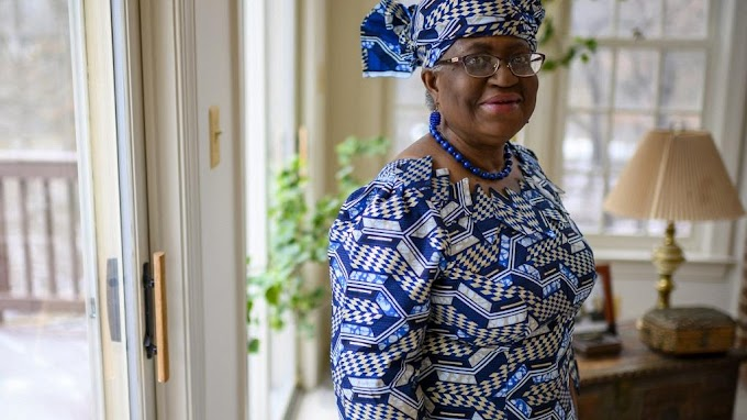 Nigeria's Okonjo-Iweala appointed WTO director-general