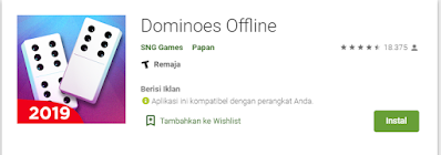 Review Dominoes Offline : SNG Games