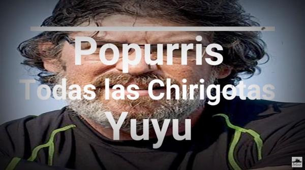 """Todas los Popurris de todas las Chirigotas de José Guerrero Roldán """"Yuyu"""" (1989-2010)"""