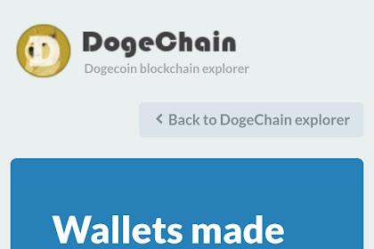Penyimpanan wallet doge yang aman