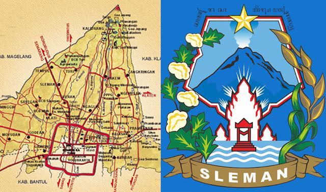 Daftar Kode Pos Yogyakarta: Kabupaten Sleman