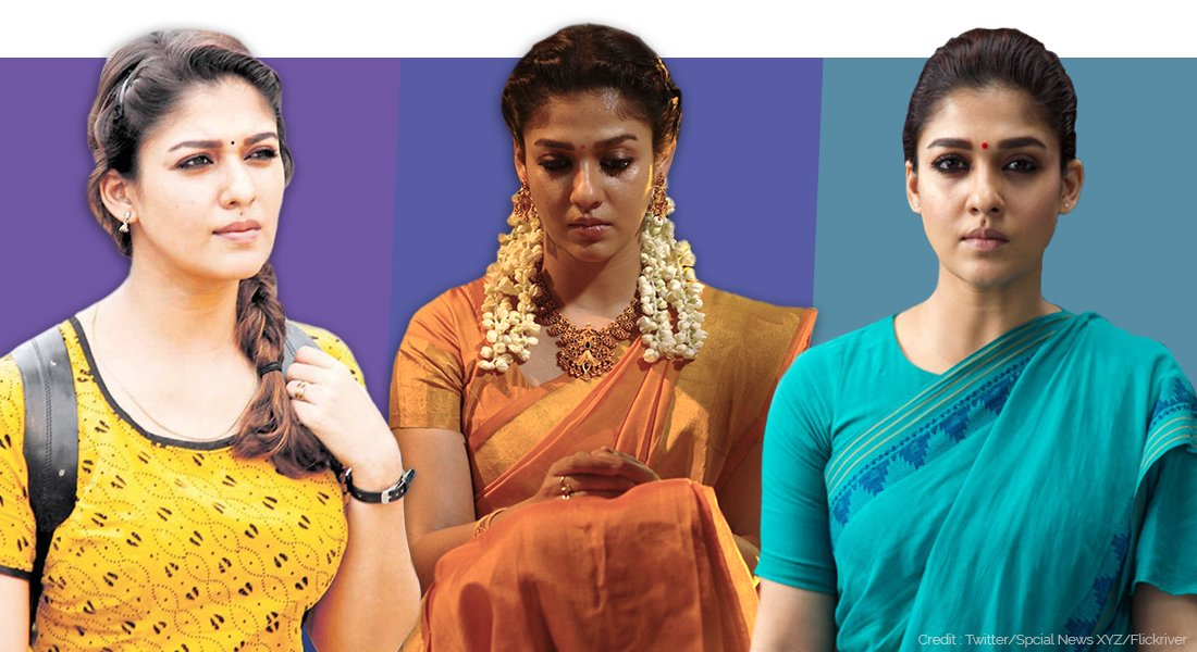 UNKNOWN FACTS ABOUT NAYANTHARA