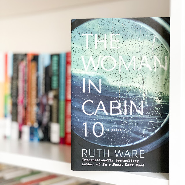 The Woman In Cabin 10 - Book Review - Incredible Opinions